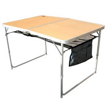Стол походный convert table (5кг,126х84, высота переменная)
