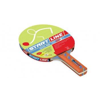 Ракетка level 400 для настольного тенниса, прямая рукоятка