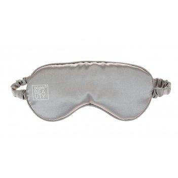 Маска для сна dewal beauty, серая , 20х9,5 см