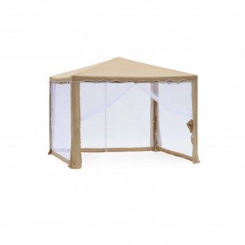 Тент-шатер садовый из полиэстера №40