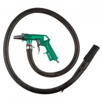Пистолет kraftool 06581, пескоструйный, с выносным шлангом, рабочее давлен