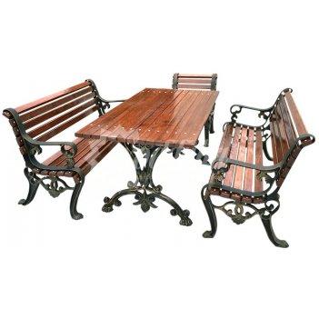 Комплект садовой мебели «гефест» 1,8 м