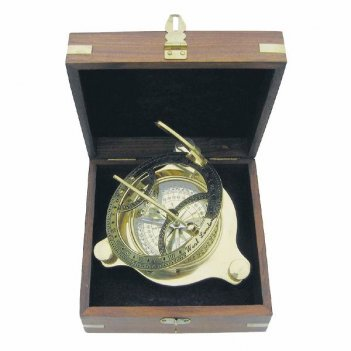 332004 солнечные часы-компас, d. 11 см