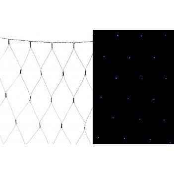 Электрогирлянда со светодиодами-сеть 130х140 см  2...