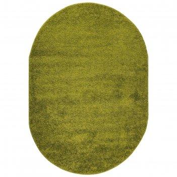 Ковер овальный фризе шегги 150х300 см, sh/o/06, пп 100%