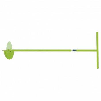 Бур садовый, l 1000 мм, со сменными ножами, d 150 мм, d 200 мм сибртех рос