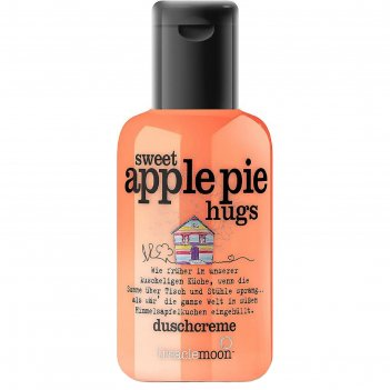 Гель для душа treaclemoon «яблочный пирог», 60 мл