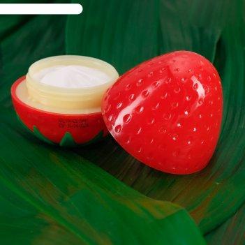 Крем для рук клубника 35 гр