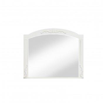 Зеркало мария-луиза бодега белый