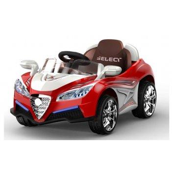 Электромобиль bugatti 5588 красный new 2014