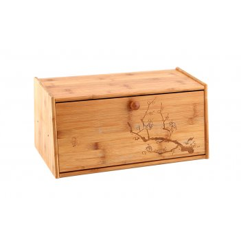 Хлебница agness 41*20*19, бамбук (кор=2шт.)
