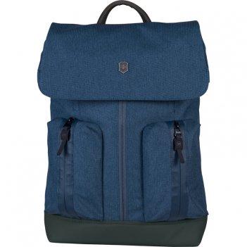 Рюкзак victorinox altmont classic flapover laptop 15'', синий, п