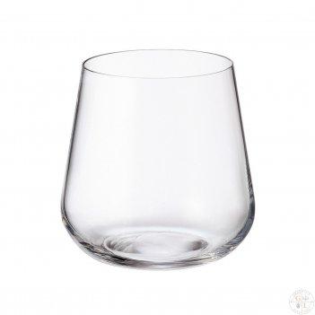 Набор стаканов для виски  crystalite bohemia ardea/amudsen 320 мл (2 шт)
