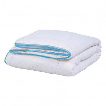 Одеяло хлопок, размер 195х215 см, поликоттон