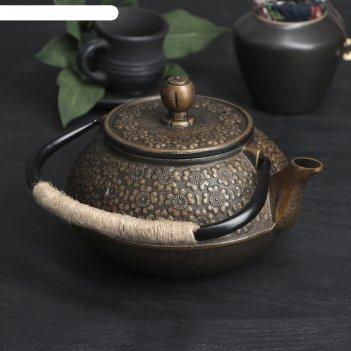 Чайник с ситом 850 мл рабиа