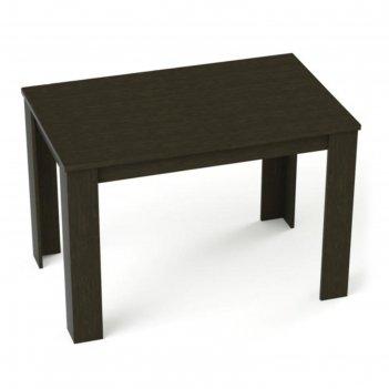Стол бостон раскладной, 1200(1500)х800 мм, венге