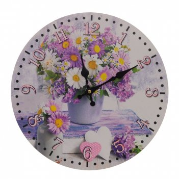 Часы настенные декоративные,  l34 w4 h34 см, (1xaa не прилаг.)