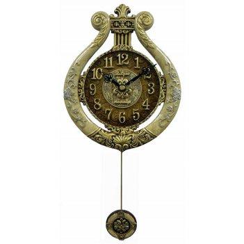 Настенные часы с маятником b&s hs-201
