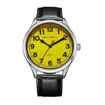 Часы наручные мужские михаил москвин классика кварцевые модель 1204a1l5