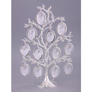 Фоторамка-дерево на 12 фото 3*4 см.высота=30 см.(к...