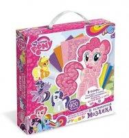 Мозаика-набор для малышейmy little pony 4 шт