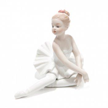 Фигурка декоративная балерина 11см