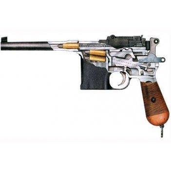 de-m-1024 пистолет маузер