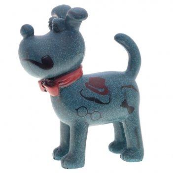 Декоративная фигурка собака, l 9,5, w 5,5, h 11,5 см