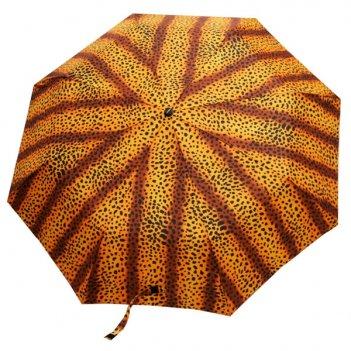 Зонт 23 цв., полный автомат, леопард