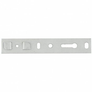 Пластина анкерная ао для оконного профиля kbe, veka, 150 мм (70 c), цинк р