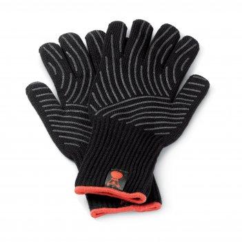 Перчатки для гриля weber l/xl для сада