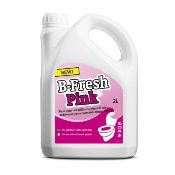 """Жидкость для биотуалета """"b-fresh pink"""" (2л)"""
