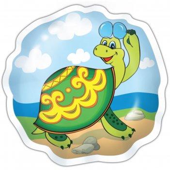 Гель-пена для душа черепаха с ароматом жевательной резинки, 60 мл