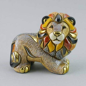 Статуэтка лев