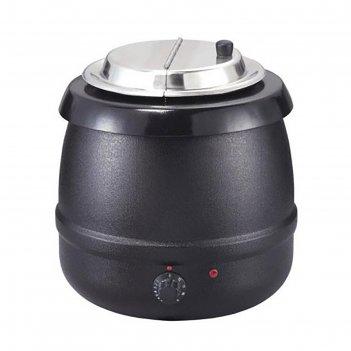 Мармит gastrorag 83010sp, электрический, настольный, для супов, 10 л, 30-9