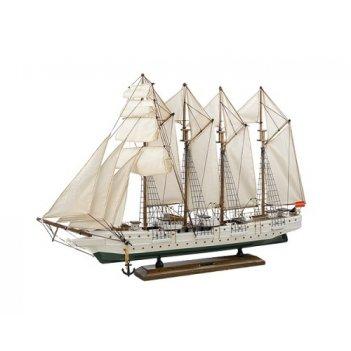 Модель корабля j s elkano 56 см