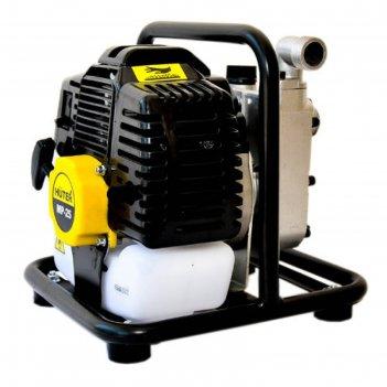 Мотопомпа huter mp-25, для чистой воды, 1.5 л.с, 43 см3, 130 л/мин, глубин