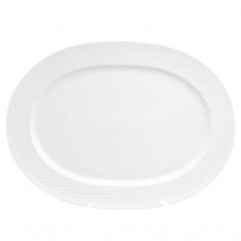 Блюдо овальное benedikt diana 36 см