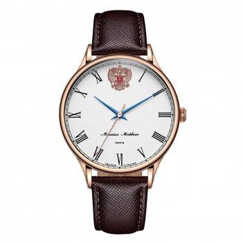 Часы наручные мужские михаил москвин, модель 1310b3l8