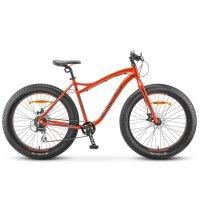 Велосипед 26 stels navigator-680 md, 2017, цвет красный, размер 20