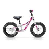 Беговел 12 stels powerkid boy, v020, цвет розовый