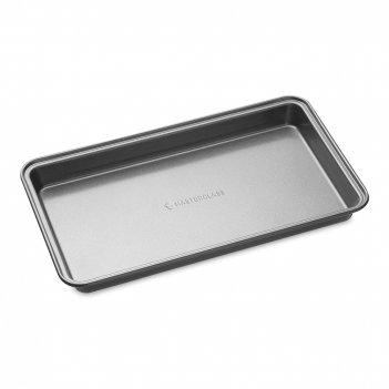 Форма для выпечки и запекания с антипригарным покрытием, размер: 34 х 20 с