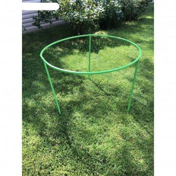 Кустодержатель для смородины и крыжовника, 80*80*70 см, цвет зеленый