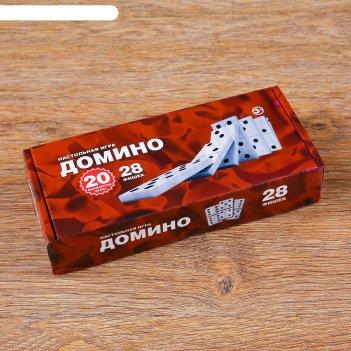 Домино готланд, 28 костей 6х3 см