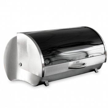 Хлебница rondo, размер: 41,5 х 26 см, материал: нержавеющая сталь, стекло,