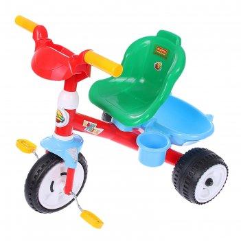 Велосипед трехколесный беби трайк