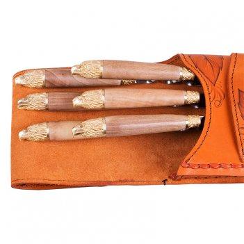 323нм6 шампурница подарочная «ружье»