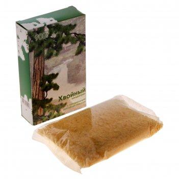 Морская соль для ванн хвойный концентрат: пихта, в картонной коробке, 900