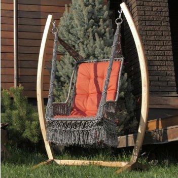 Подвесное кресло lite инка без каркаса, садовая мебель