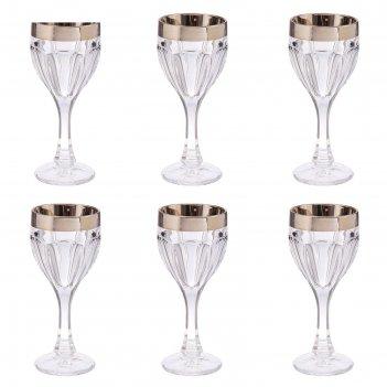 Набор для вина, 6 бокалов 190 мл